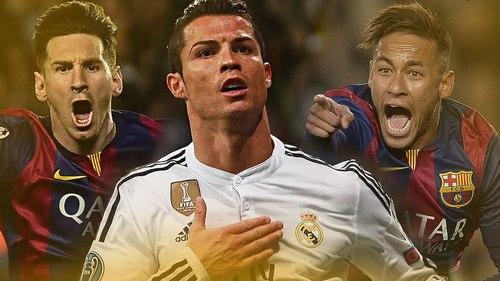 10 بازیکن برتر فوتبال چه کسانی هستند