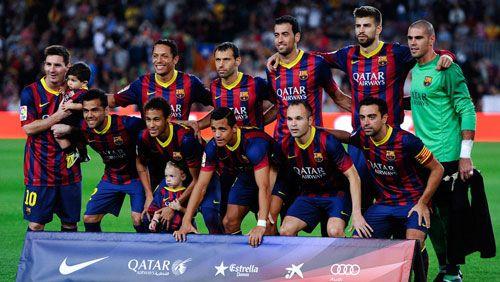 مصدومیت تیم بارسلونا لیست محرومیت مقابل ایبار